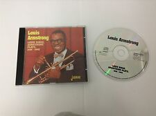 Louis Armstrong : 1935-1942 CD (1998)
