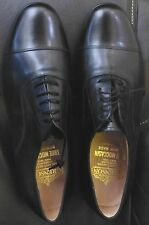 Grenson Black Leather Oxford Shoes : Size11 G (Wide) BNIB