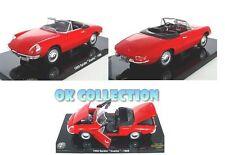 *VISIT MY EBAY STORE - Rare model 1:24 - ALFA ROMEO 1600 SPIDER DUETTO - (1966)