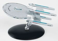Eaglemoss Diecast Star Trek USS Stargazer NCC-2893 #19 with Magazine