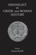 2013-11-30, Hindsight in Greek and Roman History, , Very Good, -- , Book