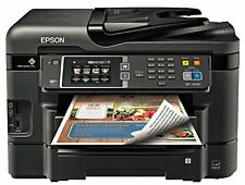 *New* Epson WorkForce Pro WF-3640 Print/Scan/Fax/Copy ** FREE SHIPPING **