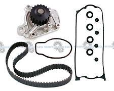 92-95 Honda Civic V-Tec 1.5 16V D15Z1 Valve Cover Gasket Water Pump Timing Belt