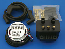 DAYTONA ELECTRONIC IGNITION KIT HARLEY SHOVELHEAD FL FLH ELECTRA GLIDE 1970-1984