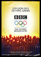 LONDON 2012 OLYMPIC GAMES - BBC - DVD BOXSET (5 DISC / R2) - NEW & SEALED