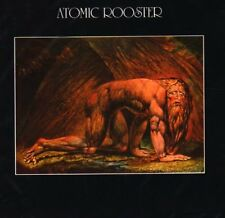 Atomic Rooster - Death Walks Behind NEW CD
