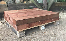 NEW TANALISED RAILWAY SLEEPERS 250 X 120 1.2M (4FT 10x5)
