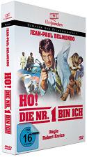 """HO! - Die Nummer Nr. 1 Eins bin ich, Jean-Paul Belmondo (""""Abenteuer in Rio"""") DVD"""