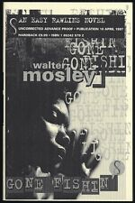 Walter Mosley - Gone Fishin' - Proof/ARC