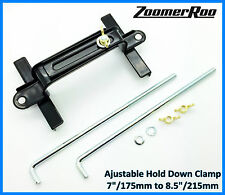 BATTERY Retaining / Hold Down Bracket / Clamp for Car Van Boat Secure - ZR630B
