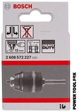 Ahorradores elección Bosch SDS + Mandril Sin Llave Adaptador 1.5-13mm 2608572227 3165140370073 *