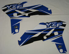 YAMAHA YZF 250 RAD RADIATOR SCOOP GRAPHICS STICKERS YZF250 YZ250F 10 11 12 13