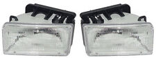 New Replacement Headlight Assembly PAIR / FOR 1991-96 DODGE DAKOTA