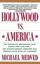 Hollywood vs. America by Michael Medved (1993, Paperback, Reprint)
