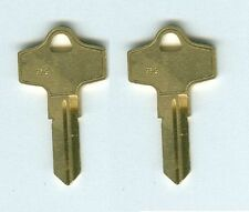 (2) Proto Mac Tool Box Key Pre-Cut  to Your Key Code Codes 8001-9000 A&Z Codes