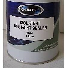 RFU Isolator Car Paint Sealer 1L Isolate-it - Quick Drying - Barcoat