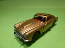 CORGI TOYS 261 ASTON MARTIN DB5 007 JAMES BOND - GOLDFINGER - VERY GOOD COND.