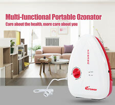 Multi-Functional Portable Ozone Generator Ozonator Sterilizer Air Purifier NEW