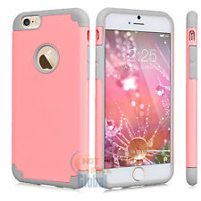 TPU Rubber Ultra Thin Protective Hard Case Cover For iPhone5 6 7/6S/Plus /S6/S7