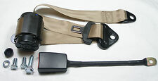 Beiger Automatik 3 - Punkt Sicherheitsgurt NSU RO 80 , New Seatbelt NSU RO 80