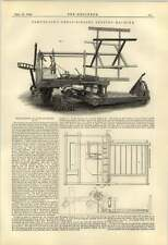 1884 Samuelson Sheaf Binding Reaping Machine