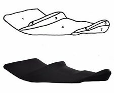 Yamaha VX cruiser PWC New Blacktip Seat Cover VX110 Silver 2010-2014 Custom