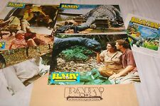 BABY le secret de la legende oubliee !jeu 12 photos cinema lobby cards dinosaure