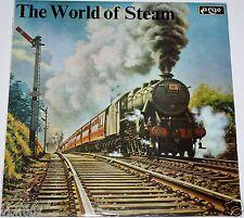 (Vinyl LP)The World Of Steam 1970 Argo-SPA A 103