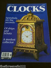 CLOCKS - OF SHIPS AND SCHATZ - AUG 1993