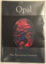 Opal: The Phenomenal Gemstone extraLapis No. 10 New w/Cover- ISBN 9780979099809
