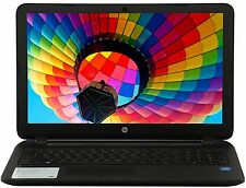 "NEW HP 15.6"" 4GB RAM 500GB HD Intel DualCore Win 8.1"