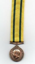 TERRITORIAL FORCE WAR MEDAL 1914-18 - A SUPERB MINIATURE