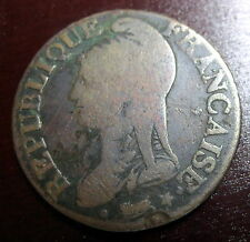 5 centimes DUPRE AN 7 A