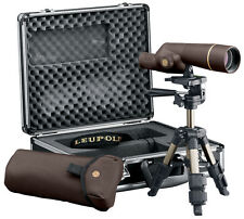 Leupold 120560 GR Gold Ring 15-30x50mm Compact Kit Spotting Scope