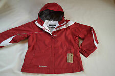 NEW Womens Columbia Red Winter Lightly Insulated Jacket XL
