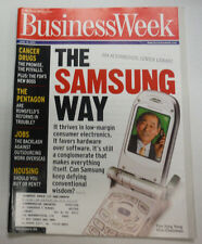 Businessweek Magazine The Samsung Way June 2003 071015R