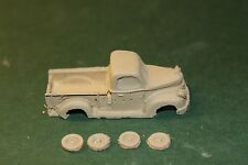 HO SCALE TRUCK-1943 DODGE PICK UP RESIN KIT