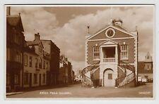 "POSTCARD - Poole, Guildhall (shows ""The Angel Inn""), Dorset, Judges #25625"