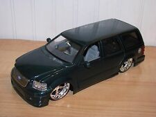 Jada 2003 Ford Expedition Green 1:24