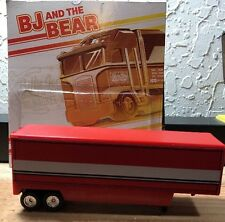 BJ And The Bear Custom Trailer Fits Hot Wheels Retro Entertainment REAL RIDERS
