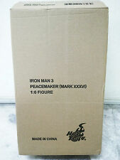 Hot Toys Mark XXXVI 36 Peacemaker Sideshow Exclusive Mint in Box MMS258 Iron man
