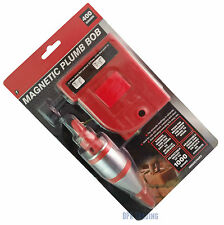 HEAVY 400g MAGNETIC PLUMB BOB Builders Straight Level Setter