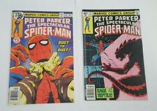 peter parker ,the spectacular spiderman # 29,32