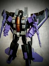 CUSTOM TRANSFORMERS : MASTERPIECE SKYWARP