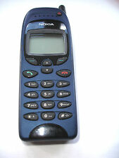 NOKIA 6150 SAT MOBILE PHONE , DUAL BAND, GRADE A, VERY CLEAN, WITH ADAPTOR