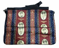 Elvis Presley Army Messenger Bag The King of Rock and Roll