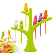 New Kitchen Accessories Cooking Fruit Vegetable Tools Gadgets Fashion Fork Set