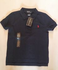 RALPH LAUREN BOYS SS CLASSIC POLO NAVY 3 T RRP £45 NOW £23.50