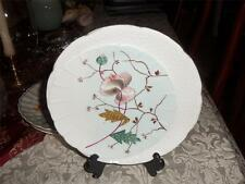 RARE DOUBLE PLATE ORIENTAL LOOK NEAT MUST SEE SIGNED.