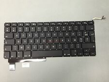 "Neu Apple Macbook Pro A1286 15"" Notebook Tastatur italienisch italien Layout"